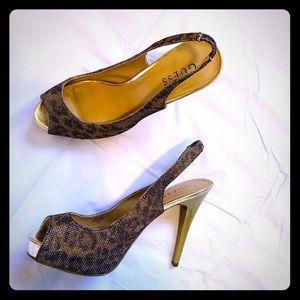 Beautiful Guess heels